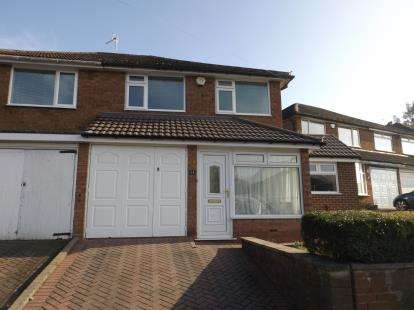 3 Bedrooms Semi Detached House for sale in Tomlan Road, West Heath, Birmingham, West Midlands
