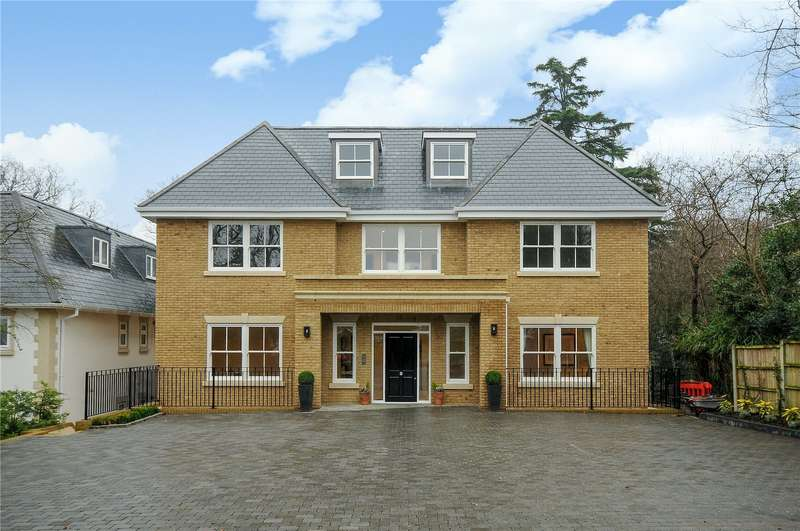 2 Bedrooms Apartment Flat for sale in Flat 1, 91 Ducks Hill Road, Northwood, Middlesex, HA6