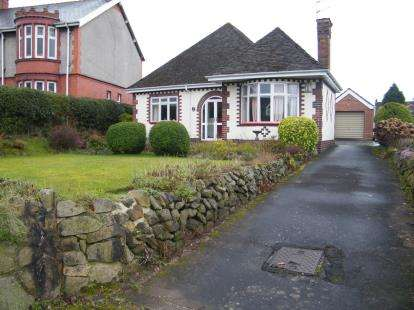 2 Bedrooms Bungalow for sale in Swanlow Lane, Winsford, Cheshire, CW7