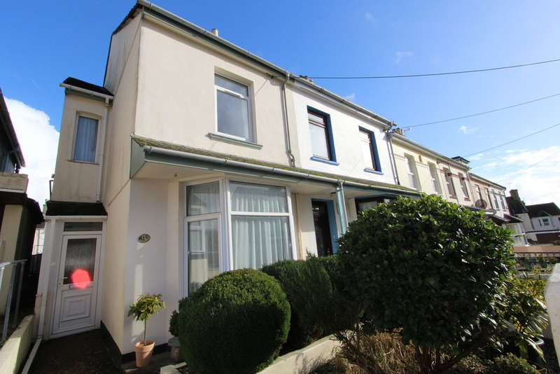 2 Bedrooms End Of Terrace House for sale in York Road, Torpoint