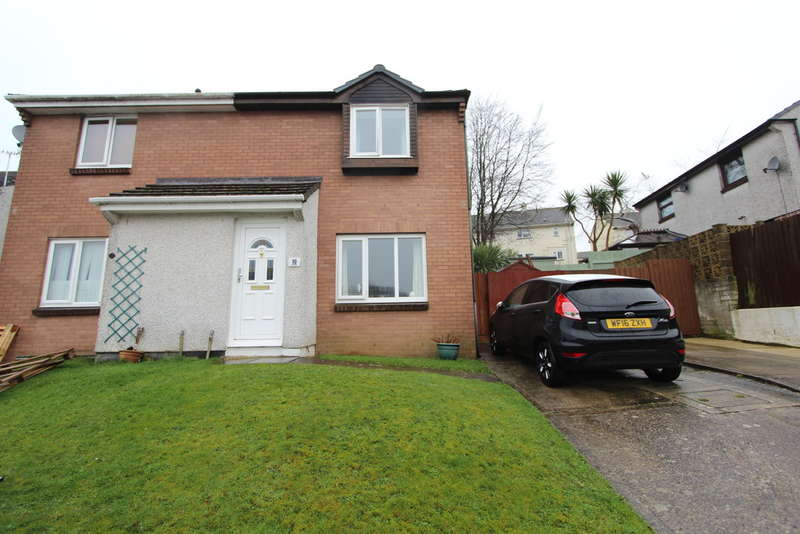 3 Bedrooms Semi Detached House for sale in Cedar Drive, Torpoint