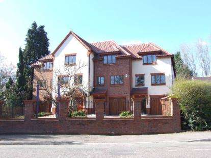 4 Bedrooms End Of Terrace House for sale in Bassett, Southampton, Hampshire