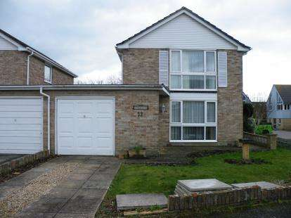 3 Bedrooms Link Detached House for sale in Lodmoor, Weymouth, Dorset