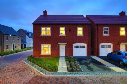 4 Bedrooms Detached House for sale in Edwards Lane, Sherwood, Nottingham