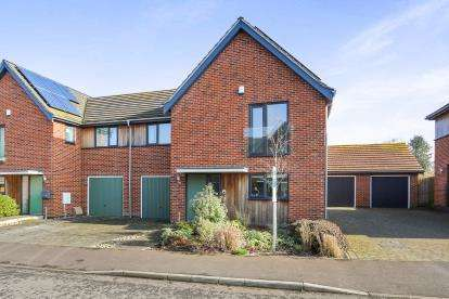 3 Bedrooms Link Detached House for sale in Watton, Thetford, Norfolk