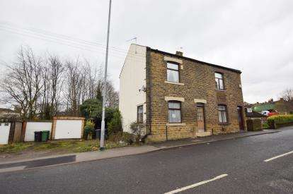 2 Bedrooms Semi Detached House for sale in Hough Side Road, Pudsey, Leeds, West Yorkshire