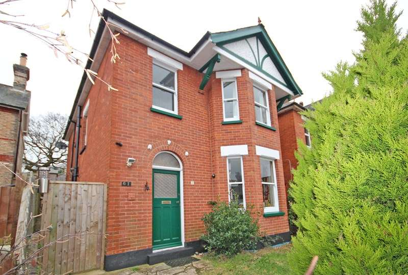 4 Bedrooms Detached House for sale in Stourvale Road, Southbourne, Bournemouth