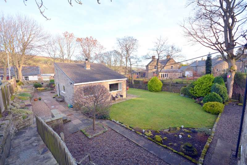 3 Bedrooms Detached House for sale in St. Johns Chapel, Weardale, Bishop Auckland, DL13 1RW