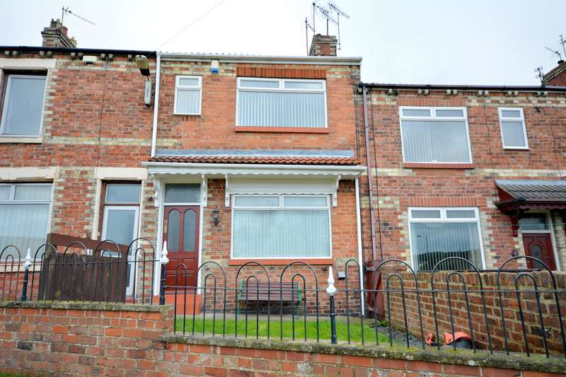 3 Bedrooms Terraced House for sale in Gurney Terrace, Close House, Bishop Auckland, DL14 8RX