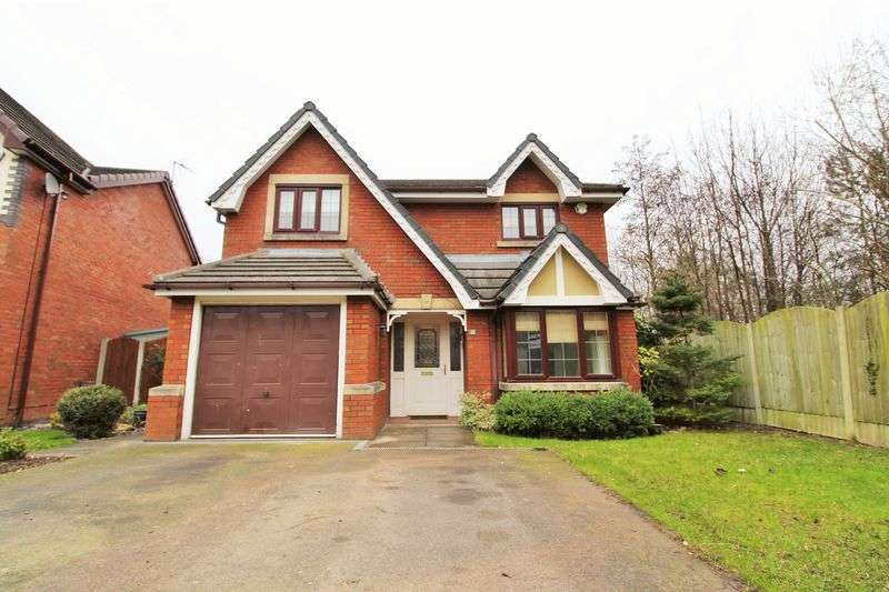 4 Bedrooms Detached House for sale in Windgate Fold, Tarleton, Preston