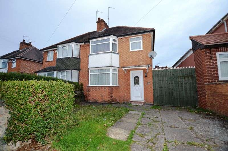3 Bedrooms Semi Detached House for sale in Silverdale Road, Birmingham