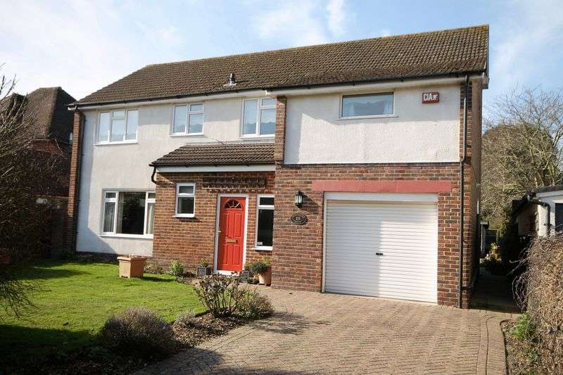 4 Bedrooms Detached House for sale in Westbourne Avenue, Emsworth