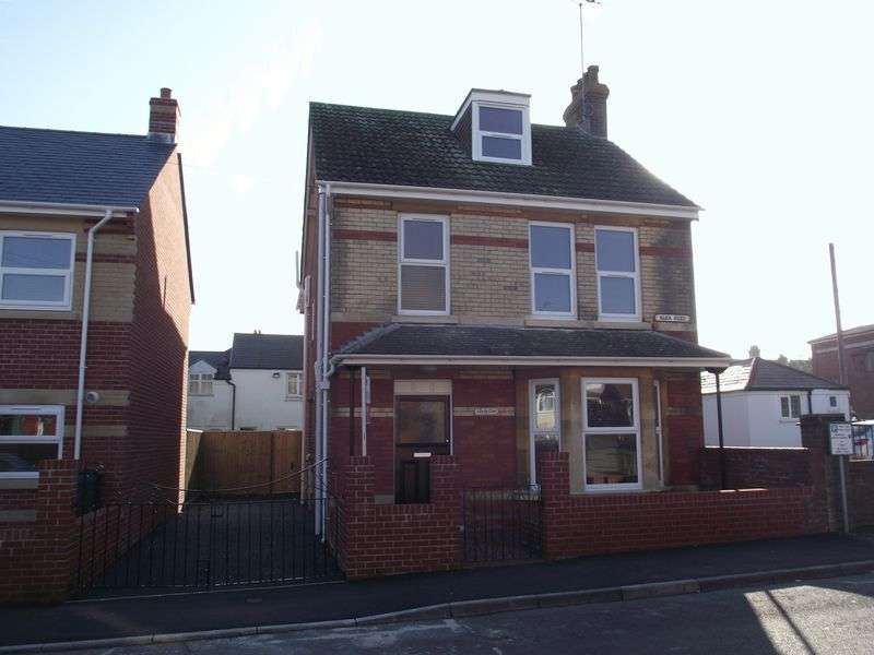4 Bedrooms Detached House for sale in Olga Road, Dorchester