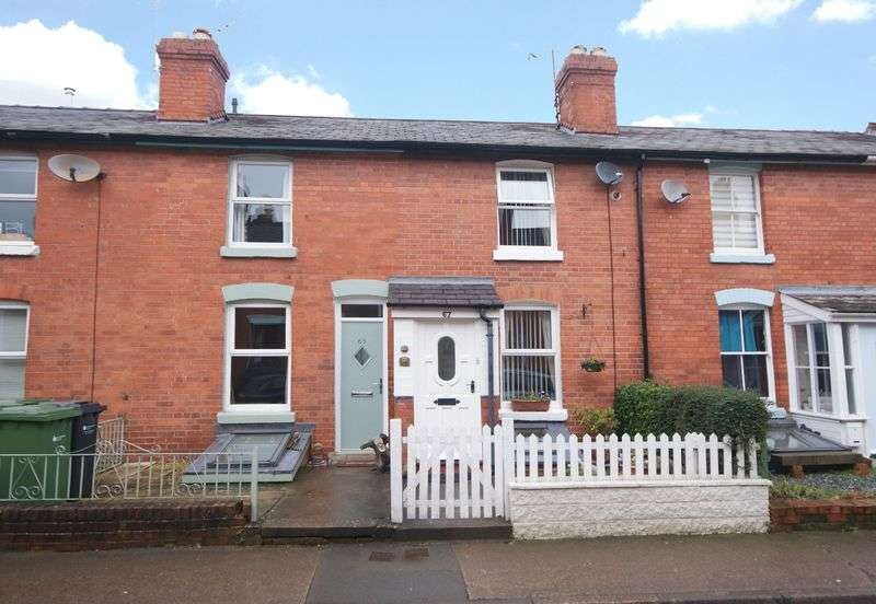 2 Bedrooms Terraced House for sale in Park Street, Hereford