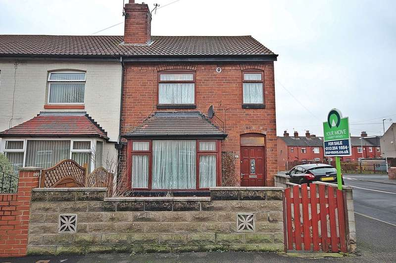 3 Bedrooms Property for sale in Skelton Avenue, Leeds, LS9
