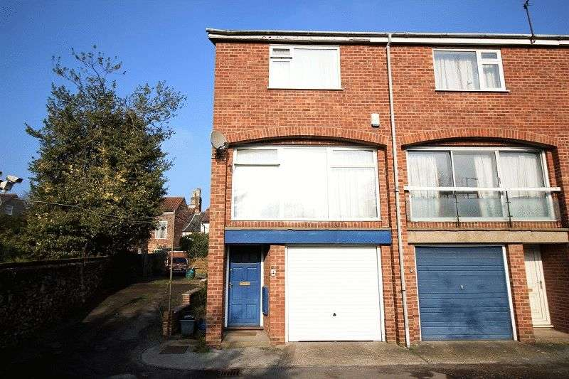 2 Bedrooms Terraced House for sale in Tudor Court, Norwich