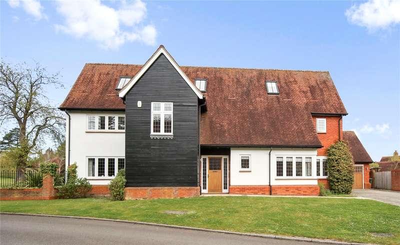6 Bedrooms Detached House for sale in Oakley Gardens, Brockham Park, Dorking, Surrey, RH3
