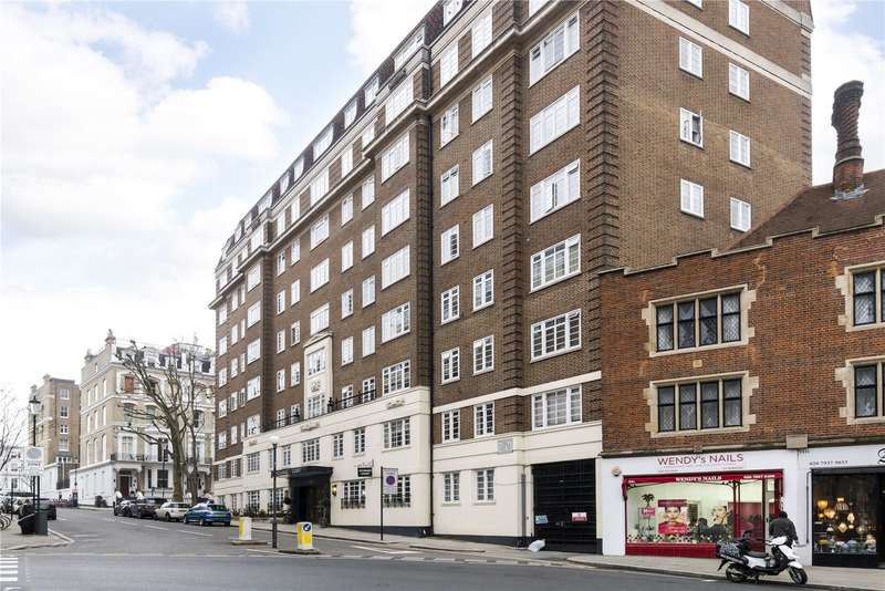 Flat for sale in Vicarage Court, Vicarage Gate, London, W8