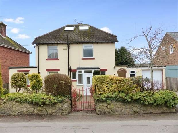 3 Bedrooms Detached House for sale in Upper Marsh Road, Warminster