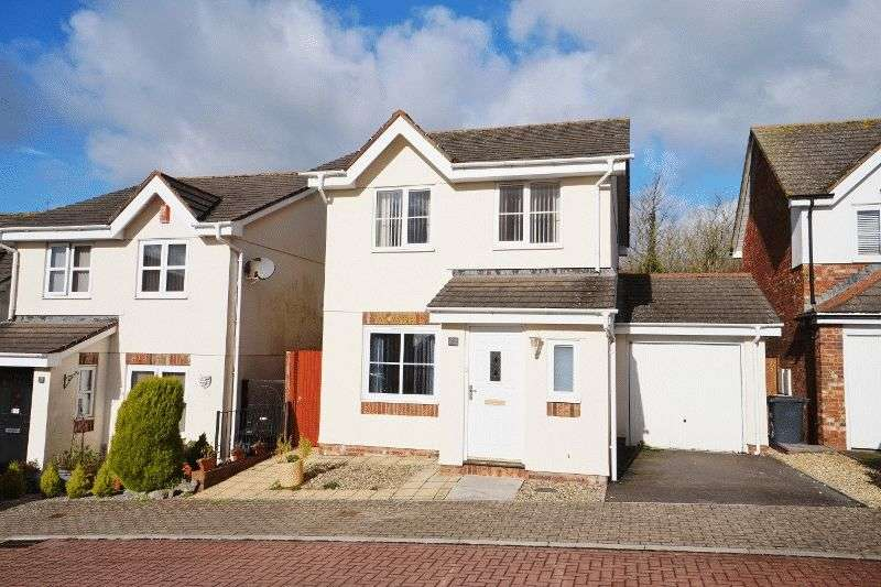 3 Bedrooms Detached House for sale in Lanhydrock Close, Paignton - Ref: AB87