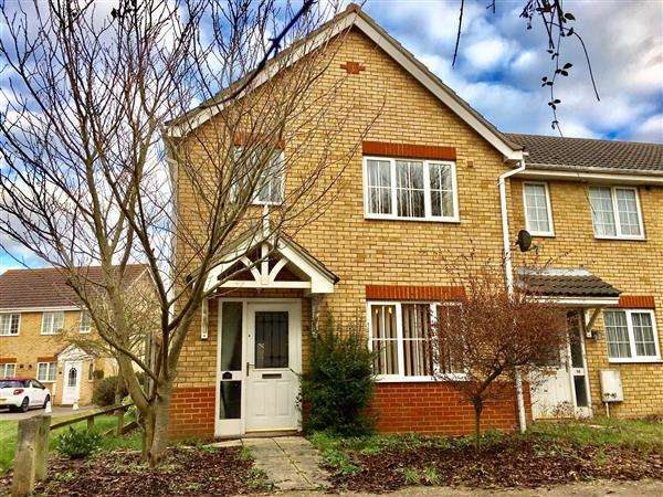 3 Bedrooms End Of Terrace House for sale in Alvis Walk, Ipswich