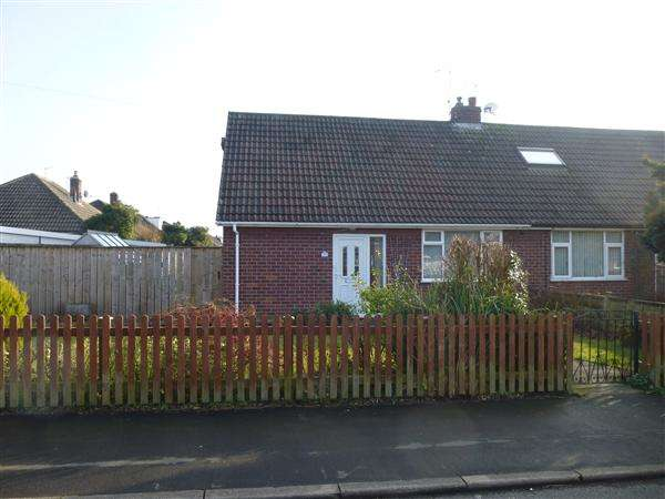 3 Bedrooms Semi Detached Bungalow for sale in Green Acres, Huntington, York