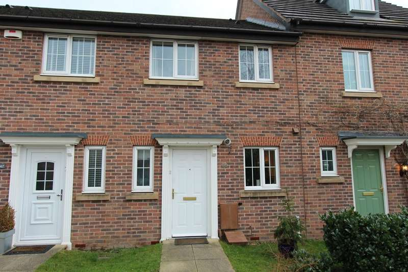 2 Bedrooms Terraced House for sale in Parkside, Wilnecote