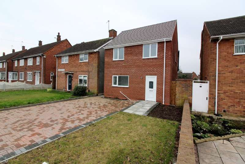 3 Bedrooms Detached House for sale in Brooklands Parade, Wolverhampton