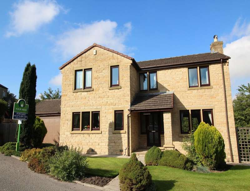 4 Bedrooms Detached House for sale in Holly Park Drive, Bradford, BD7
