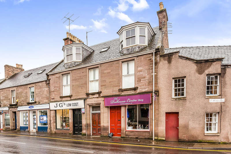 2 Bedrooms Flat for sale in St. David Street, Brechin, DD9