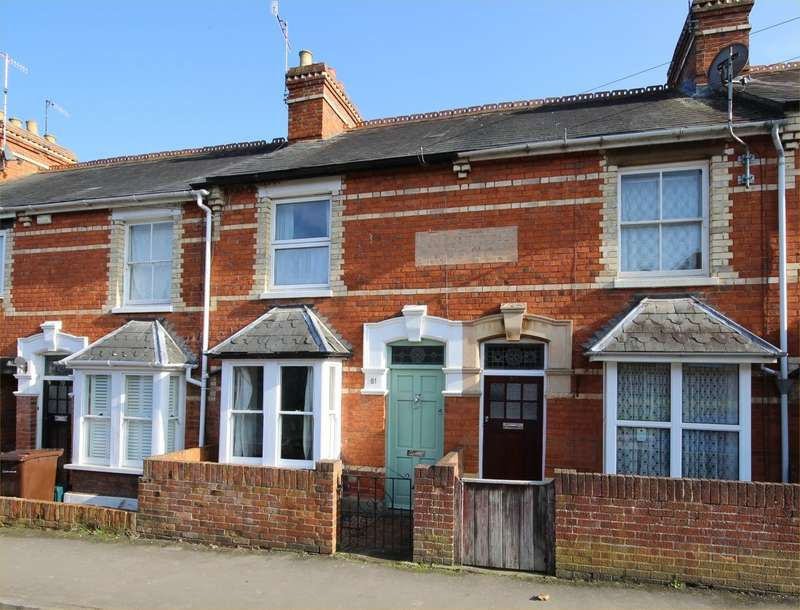 2 Bedrooms Terraced House for sale in Harpsden Road, Henley-On-Thames, RG9