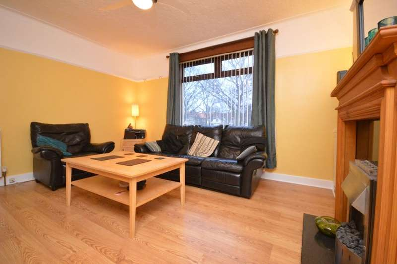 3 Bedrooms Flat for sale in Wilson Avenue, Kirkcaldy, KY2