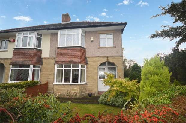 3 Bedrooms Semi Detached House for sale in Battye Avenue, HUDDERSFIELD, West Yorkshire