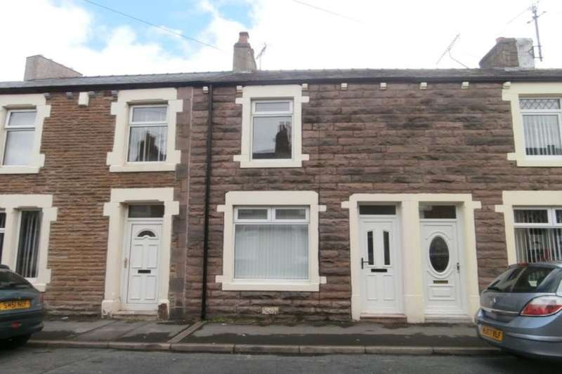 2 Bedrooms Property for sale in Napier Street, Workington, CA14