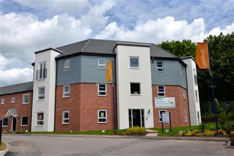 2 Bedrooms Flat for sale in The Pasteurs Park Lane, Woodside, Telford, TF7