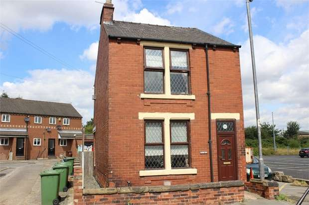 3 Bedrooms Detached House for sale in Cambridge Street, Castleford, West Yorkshire