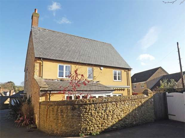 3 Bedrooms Link Detached House for sale in Newmans Corner, Beaminster, Dorset