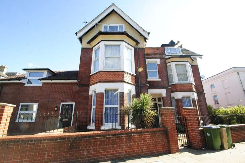5 Bedrooms Semi Detached House for sale in Bellevue Terrace, Southampton, SO14