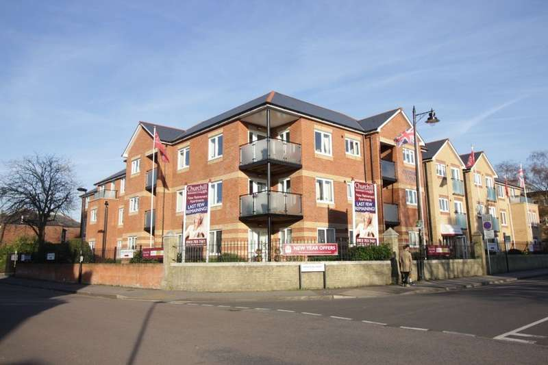 1 Bedroom Flat for sale in Devonshire Road, Southampton, SO15