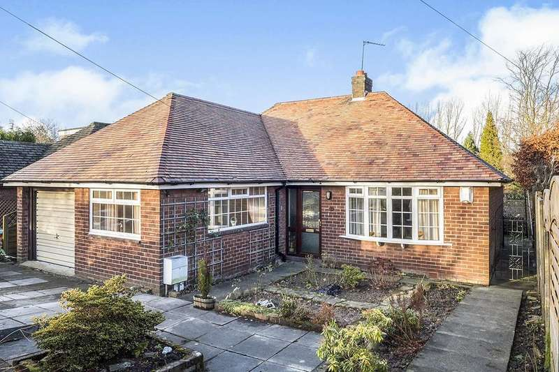 3 Bedrooms Detached Bungalow for sale in Fir Tree Close, Skelmersdale, WN8