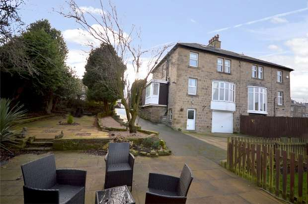 5 Bedrooms Semi Detached House for sale in Long Lane, Honley, HOLMFIRTH, West Yorkshire