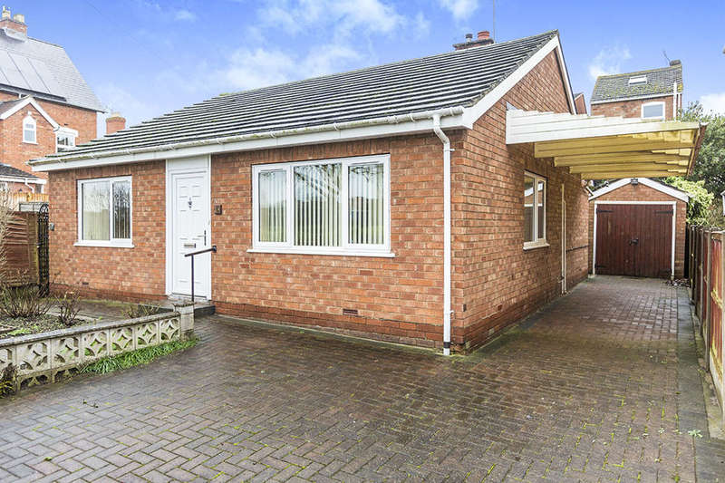 2 Bedrooms Detached Bungalow for sale in Waverley Street, Worcester, WR5