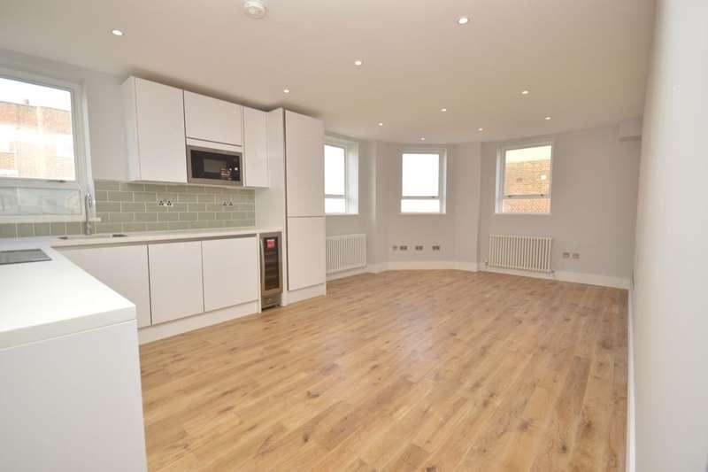 2 Bedrooms Flat for sale in High Street, Whitton, Twickenham, TW2