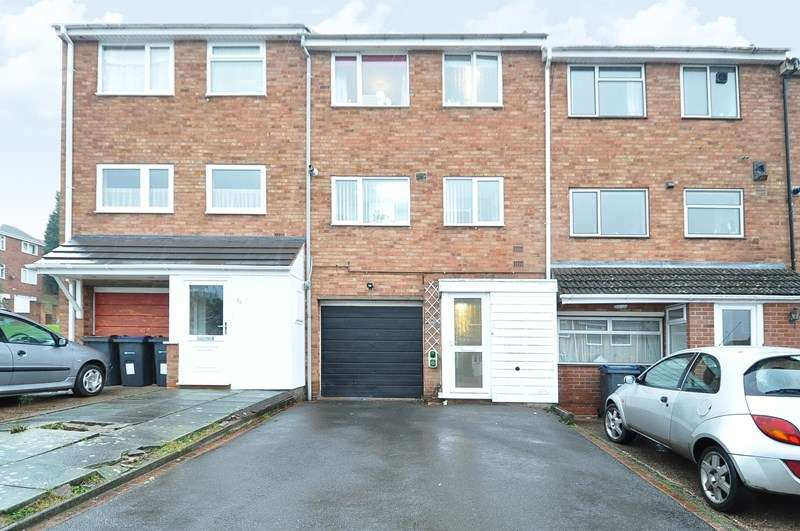 3 Bedrooms Town House for sale in Millhaven Avenue, Stirchley, Birmingham