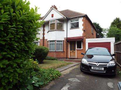 3 Bedrooms Semi Detached House for sale in Olton Boulevard East, Acocks Green, Birmingham