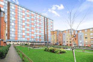 1 Bedroom Flat for sale in City House, 420 London Road, Croydon
