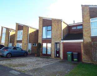 3 Bedrooms Terraced House for sale in Webb Close, Bognor Regis, West Sussex