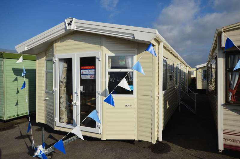 3 Bedrooms Caravan Mobile Home for sale in New Beach Holiday Park, Hythe Road, Dymchurch