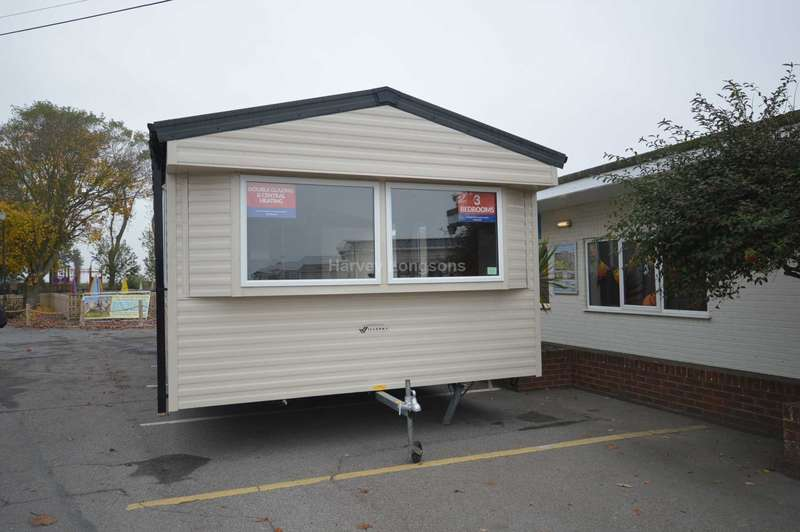 3 Bedrooms Caravan Mobile Home for sale in Rye Harbour Holiday Park, Rye Harbour, Rye