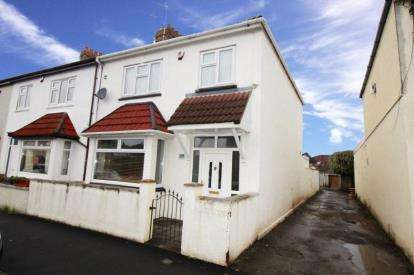 3 Bedrooms Semi Detached House for sale in Raleigh Road, Southville, Bristol